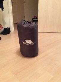 Trespass sleeping bag for sale