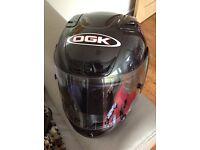 Ladies Motorbike Gear and Helmet