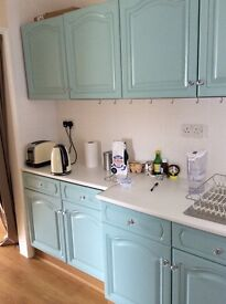 Two bed first floor flat with sea views from three out of four rooms mundesley norfolk