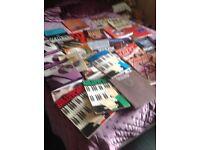 Various Music Books