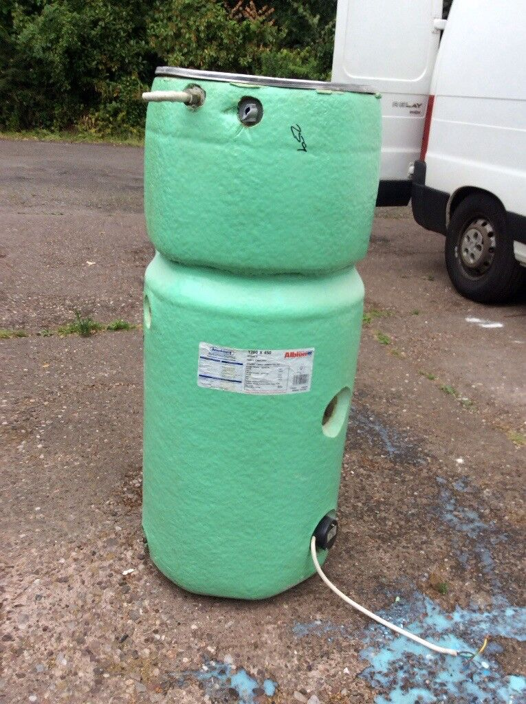 Hot water cylinder direct with single Immersion heater | in Stoke-on ...