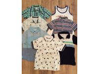 Bundle of boy clothes age 3-4 year old x7 items in excellent condition.