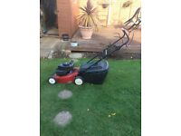 Mount field self-propelled Lawn Mower