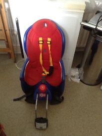 Hamax sleepy bike seat in very good condition