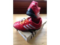 ADIDAS BOYS 'GOLETTO' FOOTBALL TRAINERS - SIZE 13 ***IMMACULATE CONDITION***