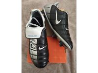 Nike Jr Total 90 Soft Ground Football Boots - Size 5.5