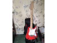 Electric strat copy guitar for sale