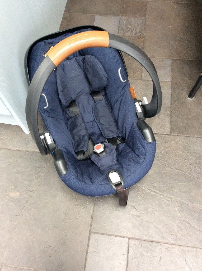 Joolz Be Safe Izi Go Moduler Car Seat