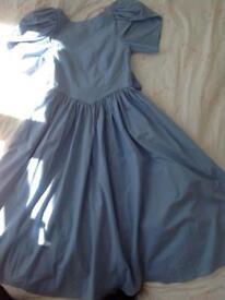 Laura Ashley Vintage prom/ bridesmaid dress