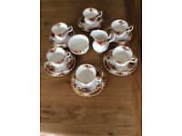 Royal Albert Old Country Rose China Tea Set