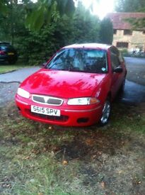 Rover 218Si 3 Door Hatch