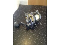 Shimano Tyrnos 20 mint, used once perfect for wrecking or Norway