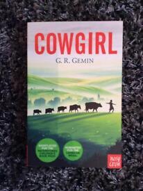 Cowgirl by G.R Gemin