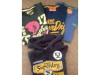 Superdry t shirt bundle
