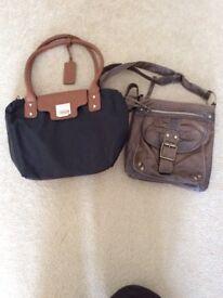 2 nice handbags