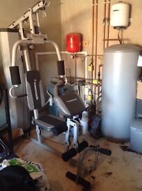 Maximuscle multi gym for sale.