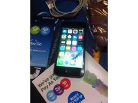 iphone 5 black & slate massive 64GB open to all network excellent condition