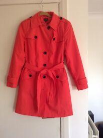 Marks & Spencer raincoat size 14