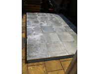 Free to collect - mezzanine slabs at 60x60cm 1 inch thick.