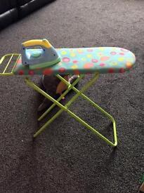 Elc ironing board set