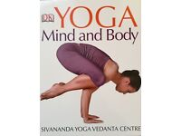 Yoga Mind and Body Book ISBN 978-1-4053-1533-3