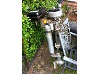 British Seagull Outboard Engine