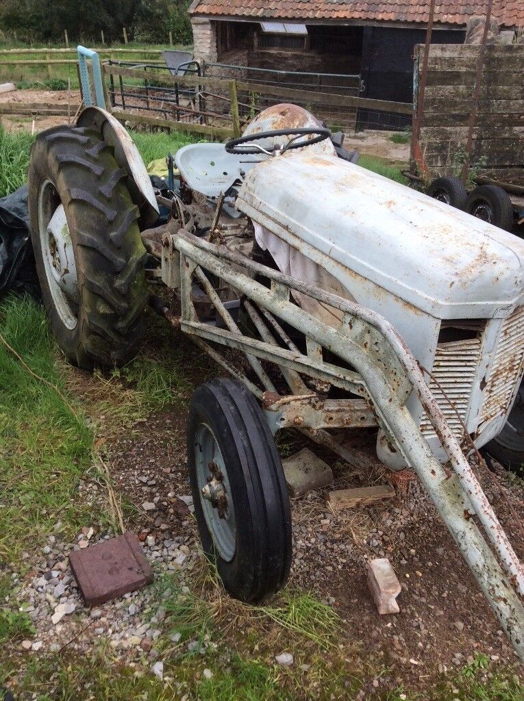 Vintage Ferguson Tractor and implements   in Somerset   Gumtree