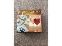 Photo coasters - new