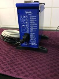 Invacare scooter charger