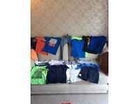 Aged 3-4 large clothing bundle, mainly Next