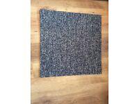 Carpet Tiles Green mixed Heavy Duty