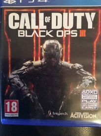 Buy black ops 3 PS4 new