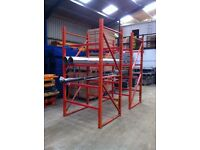 Plumber Pipe Carpet Timber HVAC Ductwork Artificial Grass Racking Rack Shelving