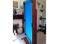 Bce foldable pool table £75