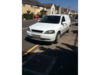 For Sale - Vauxhall Astra Van 1.7 Envoy DTi - Diesel - 2001 (Y reg)