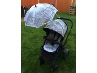 Icandy peach London limited edition pushchair