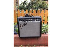 Fender 15watt practise amp