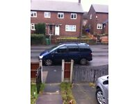 Ford galaxy tdi 19 may need a turbo needs door lock s fixing and 1 seat is missing mot till March