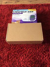 Clearblue Fertility monitor & Fetal Doppler