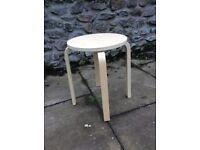 12 Ikea stools