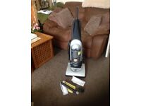Samsung upright Hoover, as new, very powerful