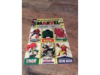 Collection of comics & annuals
