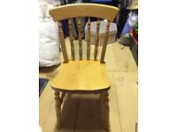 Dining chair. Sold