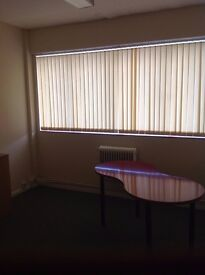 Office Space to rent Free WiFi and use of conference facilities £75 per week