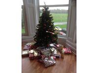 "5'6"" (167cm) John Lewis Cavendish Pine Artificial Christmas Tree"