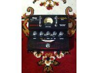 Ashdown Bass Hyper Drive Lomenzo Series Bass Distortion pedal