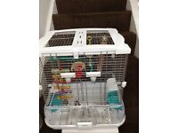 Vision 2 bird cage with lots of accessories