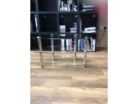 Tempered Glass TV unit