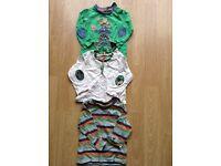 Baby boys clothing bundle (6-9 months)