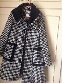 Brand New Miss Selfrige Coat